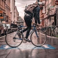 Fahrradbote