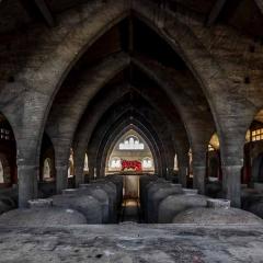 Kathedrale des Weins