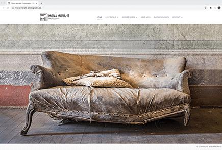 Blogpost 4: Homepage-Empfehlung Mona Moraht